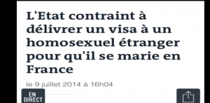 CE visa