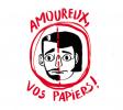 Amoureux, vos papiers ! - les couples binationaux de Belgique se mobilisent - 14/02/2017