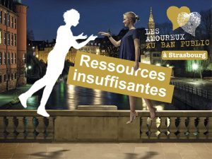 Ressources insuffisantes Strasbourg mon amour