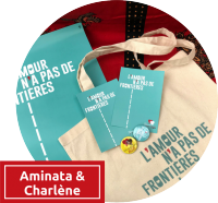 Kit Aminata et Charlène
