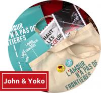 Kit John et Yoko