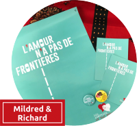 Kit Mildred et Richard